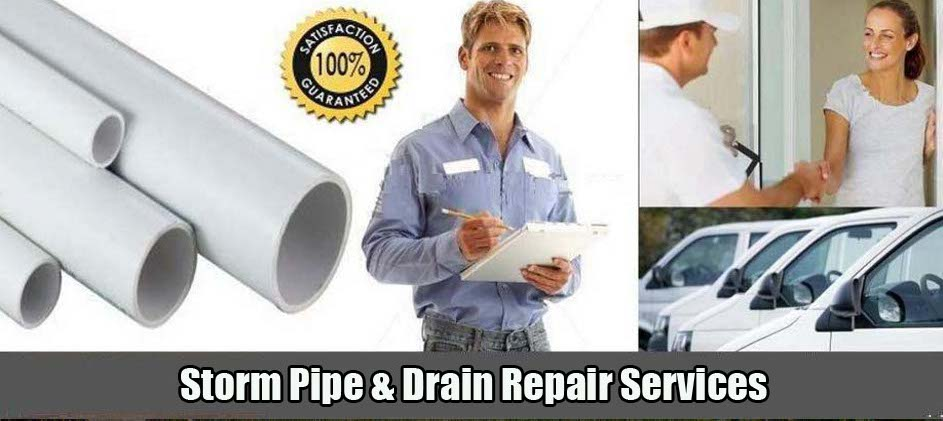 Levine & Sons Plumbing, Inc. Storm Drain Repair
